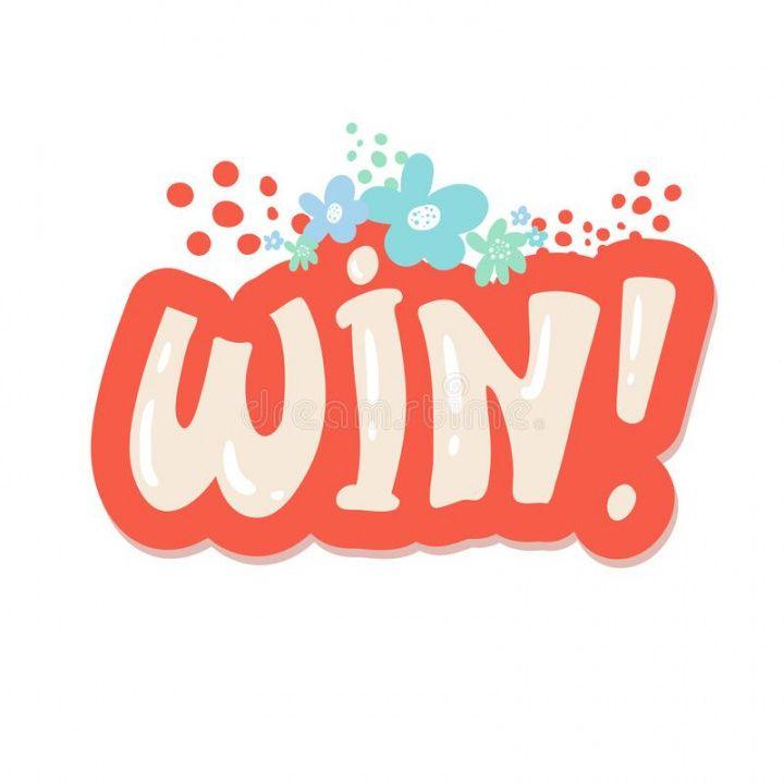 free win vector congratulation banner template with lettering congratulations banner template pdf