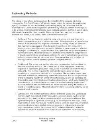 printable 12 estimate proposal templates  google docs word pages transportation proposal template word