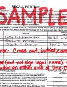 printable legislation would reform petition process for ballot legal proposal tradio show proposal templateemplate doc