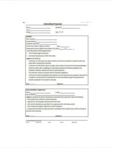sample 14 student project proposal templates  pdf doc  free senior project proposal template