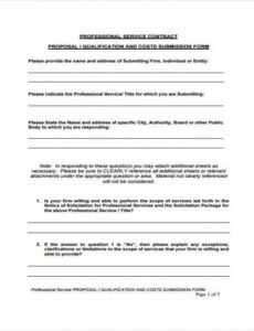 sample 9 proposal contract templates  pdf doc  free & premium proposal contract template