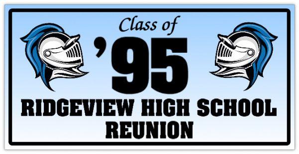 sample school reunion banner 101  anniversary banner templates family reunion banner template word