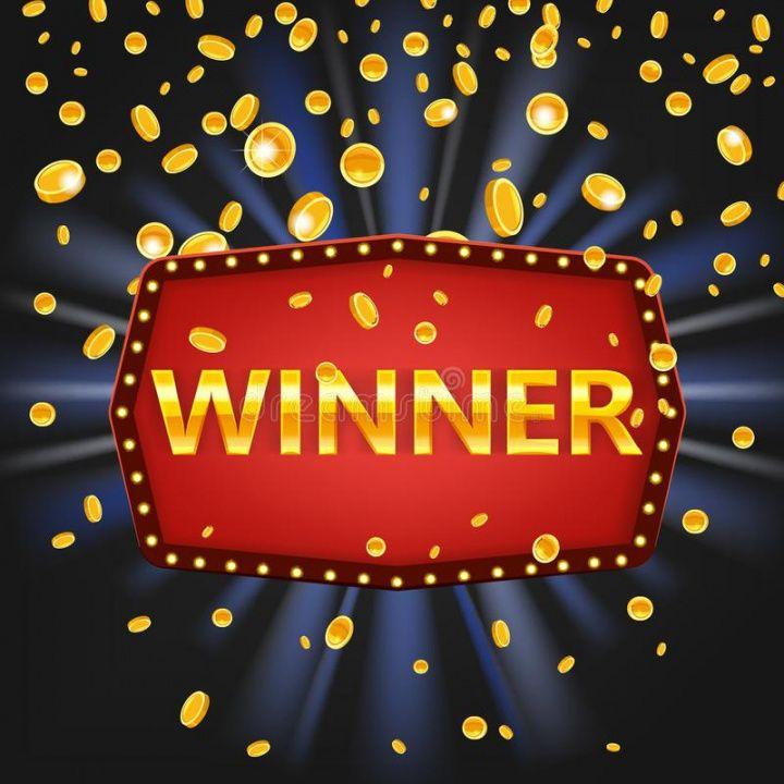 winner frame label banner template win congratulations congratulations banner template doc