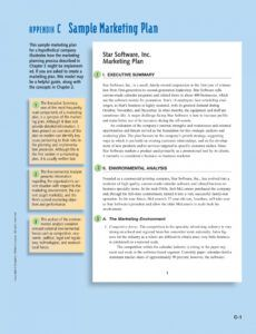 12 strategic marketing plan template examples  pdf word marketing strategy proposal template word