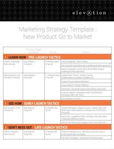 editable 8 reseller marketing plan templates  pdf doc  free marketing strategy proposal template pdf