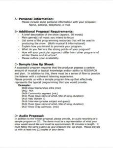 editable free 15 program proposal templates in pdf  ms word pilot project proposal template