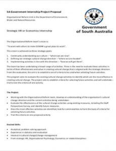 free 11 free hr proposal templates  word pdf apple pages human resources proposal template example