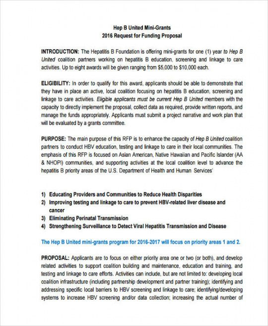 free request for proposal templates  10 free printable word website request for proposal template doc