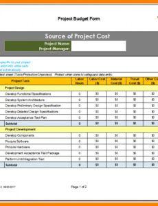 printable 6 sample budget proposal template  sampletemplatess proposal template latex pdf