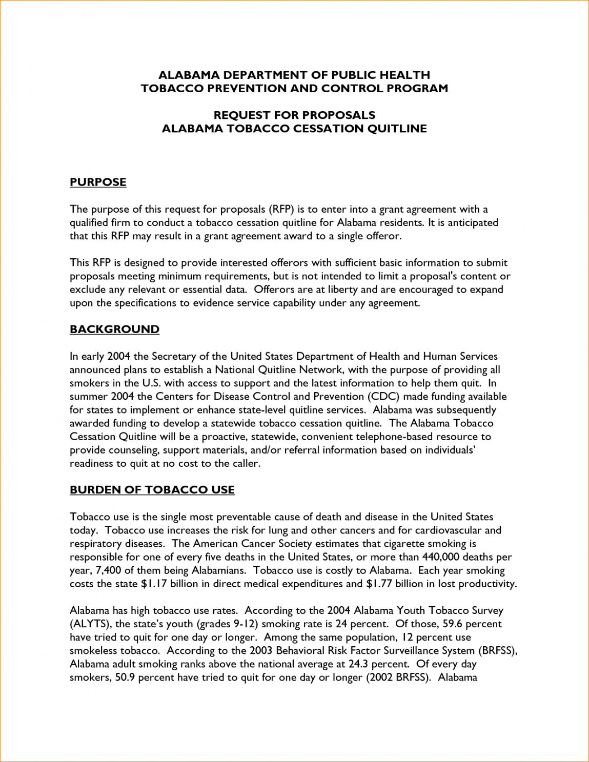 printable grant proposal template  business mentor writing proposal template word