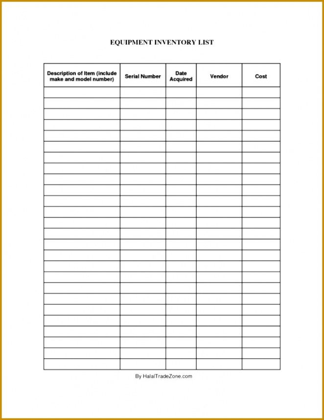 sample 5 blank inventory sheets  fabtemplatez inventory management proposal template word